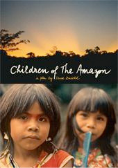 Children of the Amazon Cover